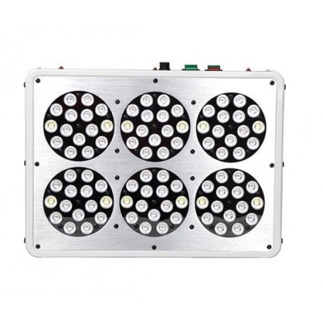 Eclairage SUPER Canna Apollo 6 Leds 450Watts