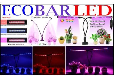 Eco LEDs bar multi-bande frequence developement rapide et solide des arbres, banzai, fruits...